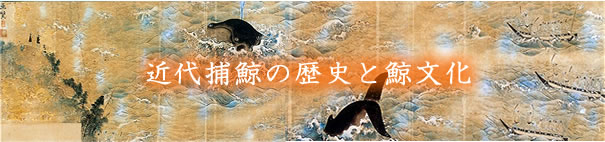近代捕鯨の歴史・鯨文化